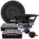 "Sundown Audio SA-6.5 CS V.3 - 6.5"" 125W RMS Component Speaker System"