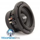 "Sundown Audio SA-6.5 SW D4 6.5"" 200W Dual 4-Ohm SA Series Subwoofer"