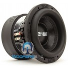 "Sundown Audio SA-8 V.3 D4 8"" 500W RMS Dual 4-Ohm SA Series Subwoofer"