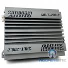 Sundown Audio SALT-200.2 700W RMS 2-Channel Car Amplifier