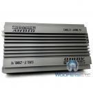Sundown Audio SALT-200.4 1400W RMS 4-Channel Car Amplifier
