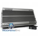 Sundown Audio SALT-2 Series Monoblock 2,000W RMS Car Amplifier
