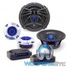 "Soundstream SME.650C 6.5"" 100W RMS 2-Way Component Speakers System"
