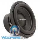 "Gladen SQX10 10"" 350W RMS 4-Ohm SQX Series Subwoofer"