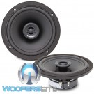 "Memphis 15-SRX62 6.5"" 30W RMS Street Reference Series Speakers"