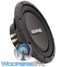 "Memphis 15-SRXS1040 10"" 250W RMS Single 4-Ohm Shallow Mount Subwoofer"
