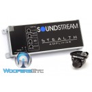 Soundstream ST3.1000D 3-Channel Class D Stereo Amplifier