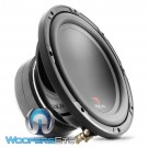 "Focal SUB P25 DB 10"" 250W RMS Dual 4-Ohms Subwoofer"