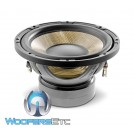 "Focal SUB P25F 10"" 300W RMS Flax Cone Dual Magnet Subwoofer"