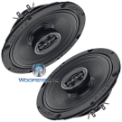 "Hertz SX 165 NEO SPL Show 6.5"" 200 Watts RMS 2-Way Coaxial Speakers"