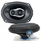 "Hertz SX 690 NEO.1 SPL Show 6"" x 9"" 130 Watts RMS 3-Way Coaxial Speakers"