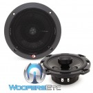 "Rockford Fosgate T16 6"" Power Series 2-way Coaxial Speakers"
