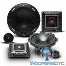 "Rockford Fosgate T4652-S 6.5"" 150W RMS 2-Way Component Speakers System"
