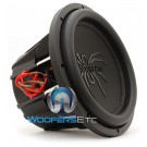 "T5.122 -  Soundstream 12"" 1000W RMS Dual 2-Ohm T5 Series Subwoofer"