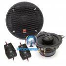 """Morel Tempo 4C 4"""" 50W RMS Integrated 2-Way Coaxial Speakers"""