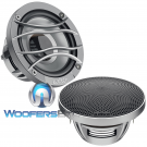 "Audison - Thesis Th 3.0 II VOCE Midranges 3"" 110W Active Speaker Pair"