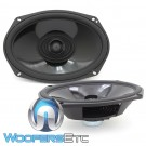 """Rockford Fosgate TMS69 6"""" x 9"""" Full Range Bag Lid Speakers"""
