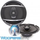 "Pioneer TS-A1670F 6.5"" 70W 3-Way A-Series Coaxial Speakers System"