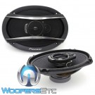 "Pioneer TS-A6966R 6"" x 9"" 420W 3-Way TS-A Series Coaxial Speakers"