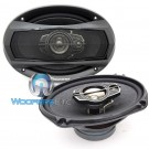 """TS-A6975S - Pioneer 6"""" x 9"""" 500W Max 3-Way Coaxial Speakers"""