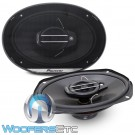 "Pioneer TS-G6930F 6"" x 9"" 400W 3-Way Coaxial Speakers"