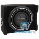 "Pioneer TS-SWX2002 8"" 150 Watts RMS Sealed Enclosure Type Subwoofer"