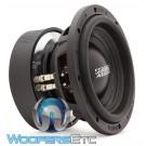 "Sundown Audio U-10 D4 10"" 1500W RMS Dual 4-Ohm U-Series Subwoofer"