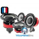 """Focal Ultima 8"""" Subwoofer with 6.5"""" Full Active 2-Way Active Component Kit"""
