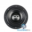 "DC AUDIO M3-6 D4 SUB 6.5"" 600W DUAL 4-OHM CAR SUBWOOFER BASS SPEAKER WOOFER NEW"