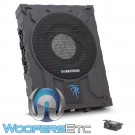 "Soundstream USB-10P 10"" Underseat Enclosed Subwoofer with Built-in Amplifier"