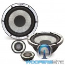 "Focal Utopia Be Kit No.6 Active 6.5"" 100W RMS 2-Way Component Speakers System"