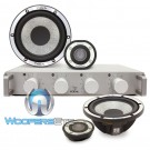 "Focal Utopia Be Kit No. 6 6.5"" 100W RMS 2-Way Component Speakers System"
