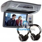 "VCM-103DAC Gray - Soundstream 10.3"" LCD High Resolution Ceiling Mount DVD Player"