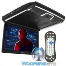 "Soundstream VCM-160DMH 16"" LCD High Resolution Ceiling Mount DVD Player"