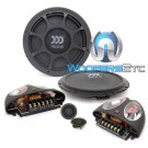 "Morel Virtus Nano 602 6.5"" 80W RMS 2-Way Component Speakers System"