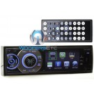 "VR-345B - Soundstream In-Dash 1-DIN 3.4"" LCD Screen DVD Stereo Receiver with Bluetooth"