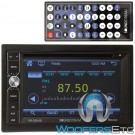 "Soundstream VR-620HB In-Dash 2-DIN 6.2"" Touchscreen LCD DVD Receiver with Bluetooth"