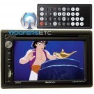 """VR-651B - Soundstream In-Dash 2-DIN 6.5"""" LCD CD/DVD/MP3 Receiver with Bluetooth"""