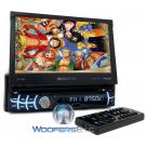 "Soundstream VR-720B 7"" CD DVD USB Aux Bluetooth 300W Car Stereo Radio"