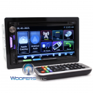 """Soundstream VRCPAA-7DR 7"""" Screen Multimedia Player"""