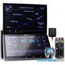 "Soundstream VRN-DD7HB In-Dash 2-DIN 7"" Dual Display Multimedia System with GPS Navigation, DVD, CD/MP3, Android PhoneLink, Bluetooth V4.0 Connectivity and USB/SD Playback"