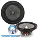 "Focal W/165AS 6.5"" 60W RMS AS Line Midbass Drivers from 165AS Component Set"