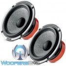 "Focal W/165XP 6.5"" 100W RMS Utopia Midbass Speakers from 165W-XP Component Set"