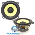 "Focal W/130KR 5.25"" K2 Power Series 70W RMS Midrange Speakers (Pair)"