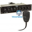 WS-420BT - Wet Sounds Marine Audio Multi Zone Equalizer with Integrated Bluetooth