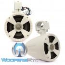 "WTS-6W - Soundstream 6.5"" Marine Boat Wake Tower Speakers"
