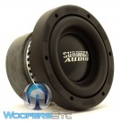 "Sundown Audio X-6.5SW V.2 6.5"" 4-Ohm X-Series Subwoofer"