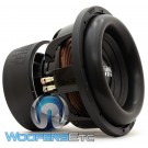 "Sundown Audio X-12 V.2 D4 12"" 1500W RMS Dual 4-Ohm X V.2 Series Subwoofer"