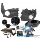 Rockford Fosgate X3-STAGE3 400W Stereo, Front Speaker and Subwoofer Kit for Select Maverick X3 Models