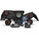 Rockford Fosgate X317-STG4 Audio Kit for Select Can-Am Maverick X3 Models